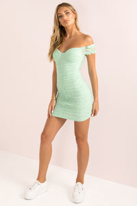 Tasha Dress / Mint