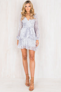 Harlow Dress / Grey