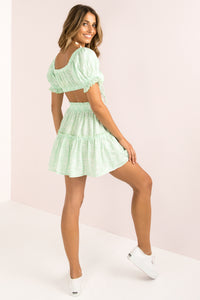 Melody Skirt / Mint