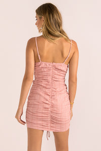 Oralie Dress / Blush