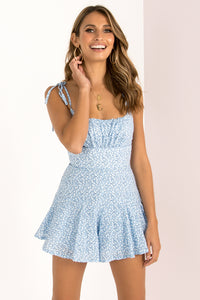 Annie Playsuit / Blue