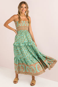 Haven Dress / Mint