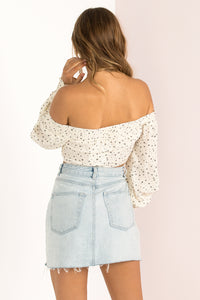 Kimora Top / Cream
