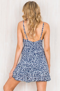 Brandy Dress / Navy