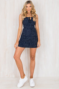 Lucky Dress / Navy