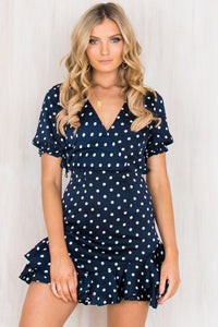 Lexi Dress / Navy