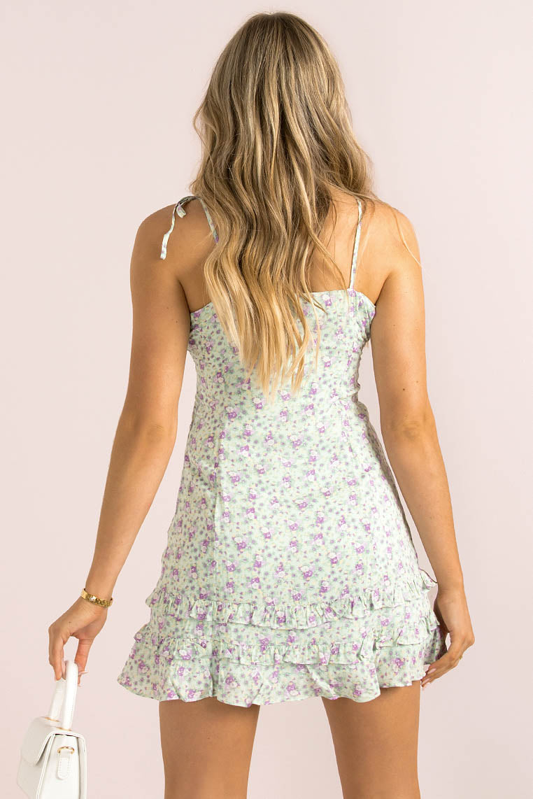 Jillian Dress / Mint