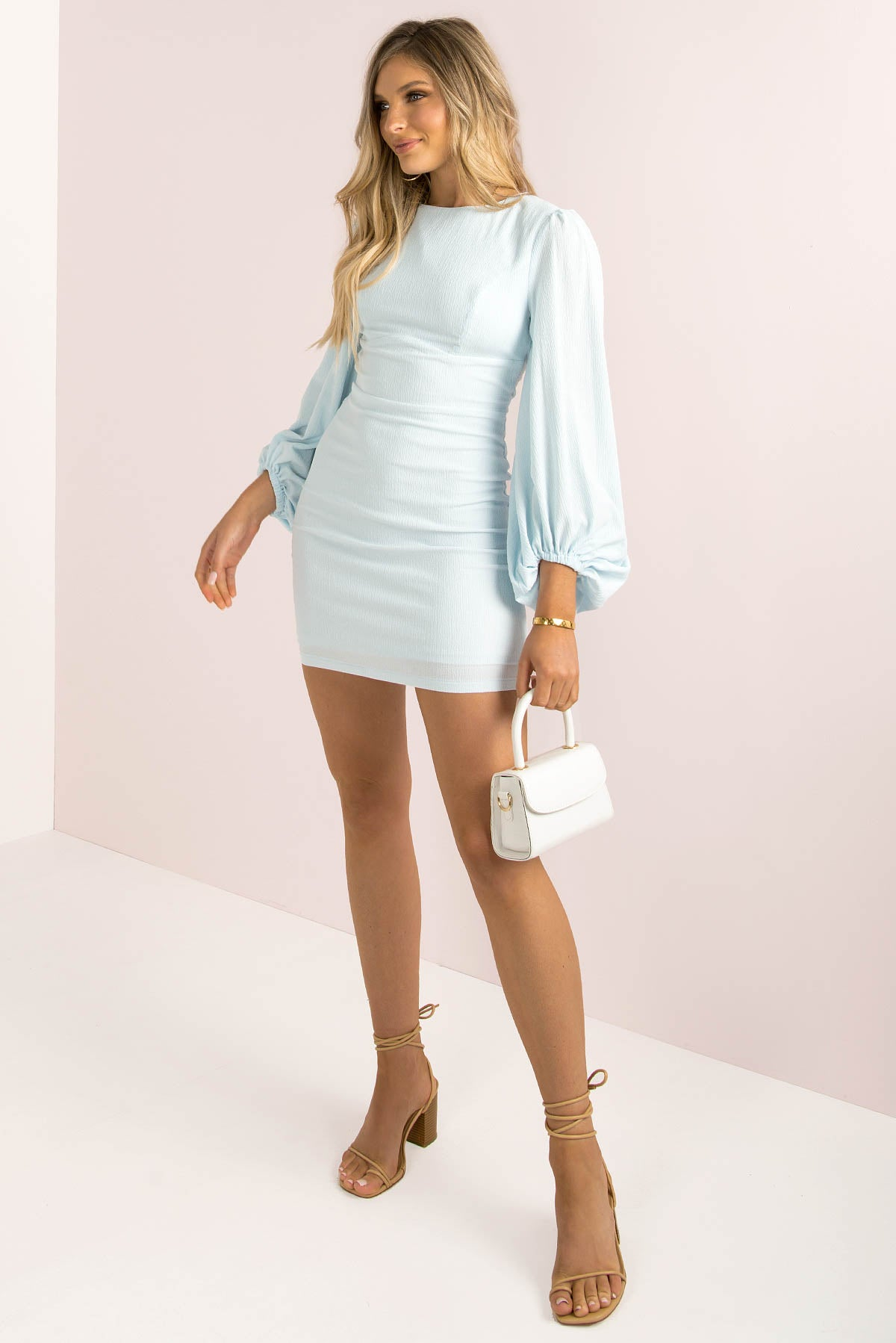 Mariella Dress / Blue