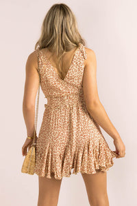 Brianna Dress / Beige