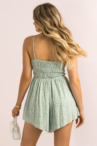 Olly Playsuit / Sage