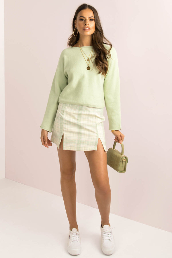 Jemima Knit / Green