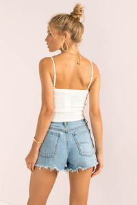 Rafaela Top / White