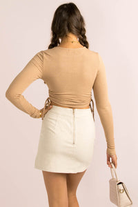 Alicia Top / Camel
