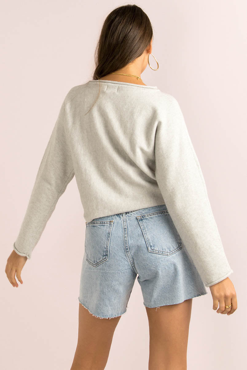 Jemima Knit / Grey