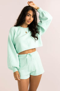Lulu Top / Mint