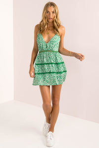 Jamie Dress / Green
