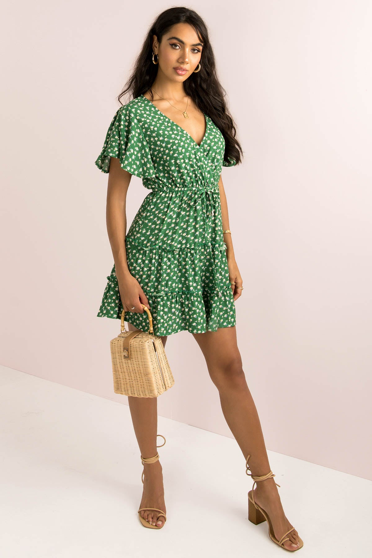 Tammy Dress / Green