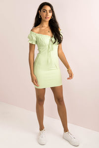 Belle Dress / Light Green