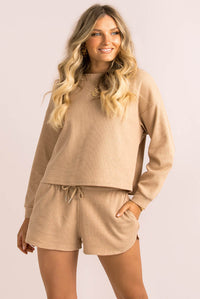 Pippa Top / Beige