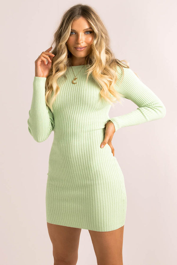 Darcy Dress / Green