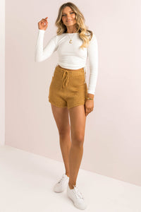 Alicia Top / White