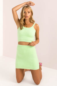 Gabbi Top / Lime