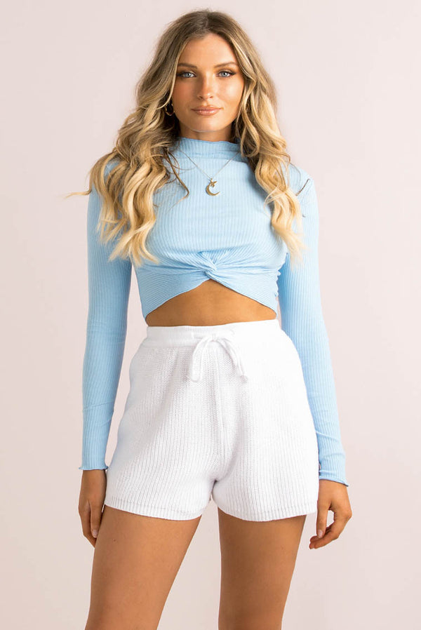 Ally Top / Blue