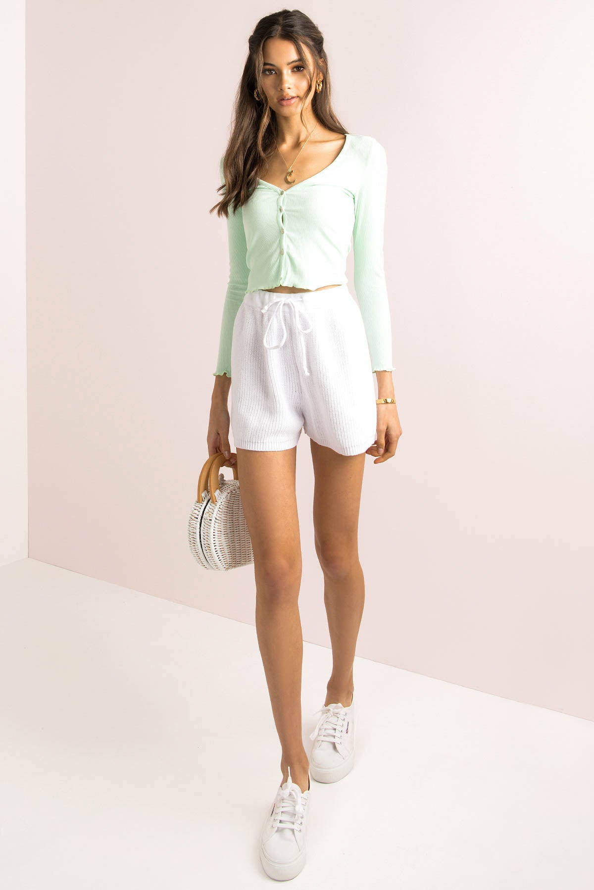 Spencer Top / Mint