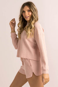 Pippa Top / Blush