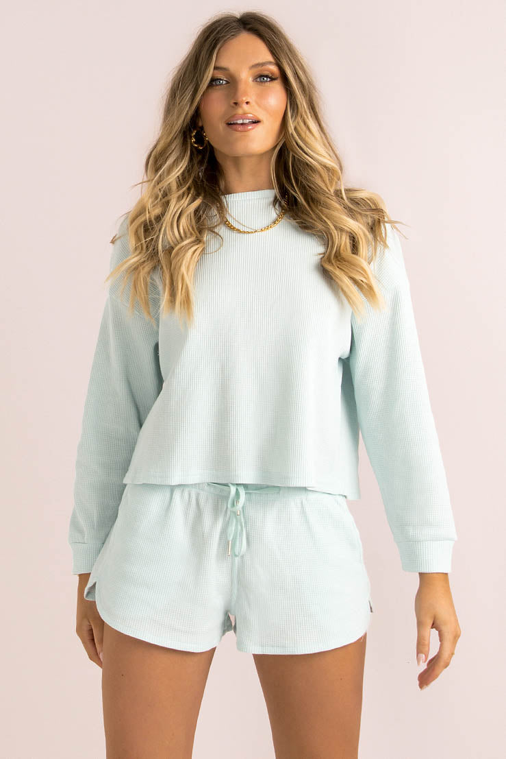 Pippa Top / Blue