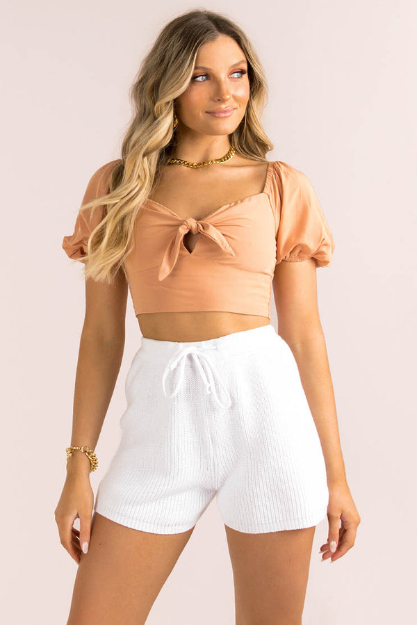 Kady Top / Peach