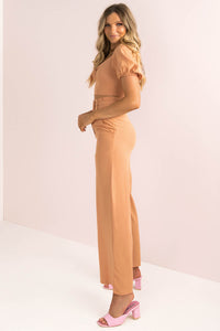 Kady Pants / Peach