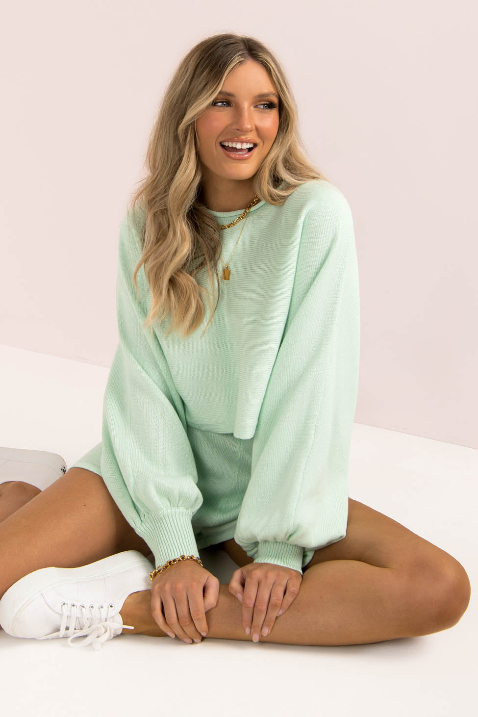 Mimi Top / Mint