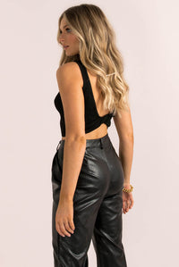 Eva Top / Black
