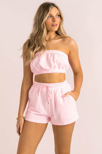 Skipper Shorts / Pink