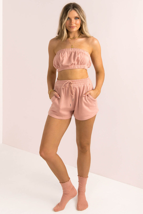 Skipper Shorts / Rose