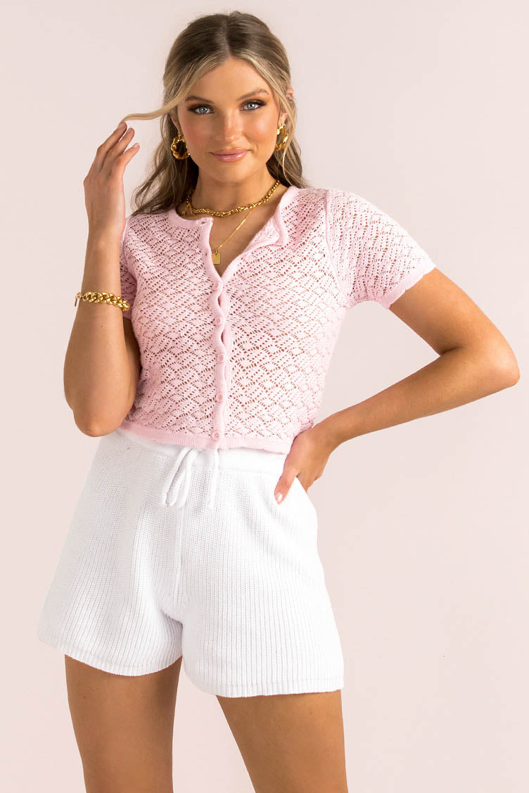 Shania Top / Pink