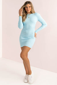 Darcy Dress / Blue