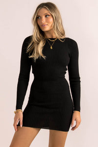 Darcy Dress / Black