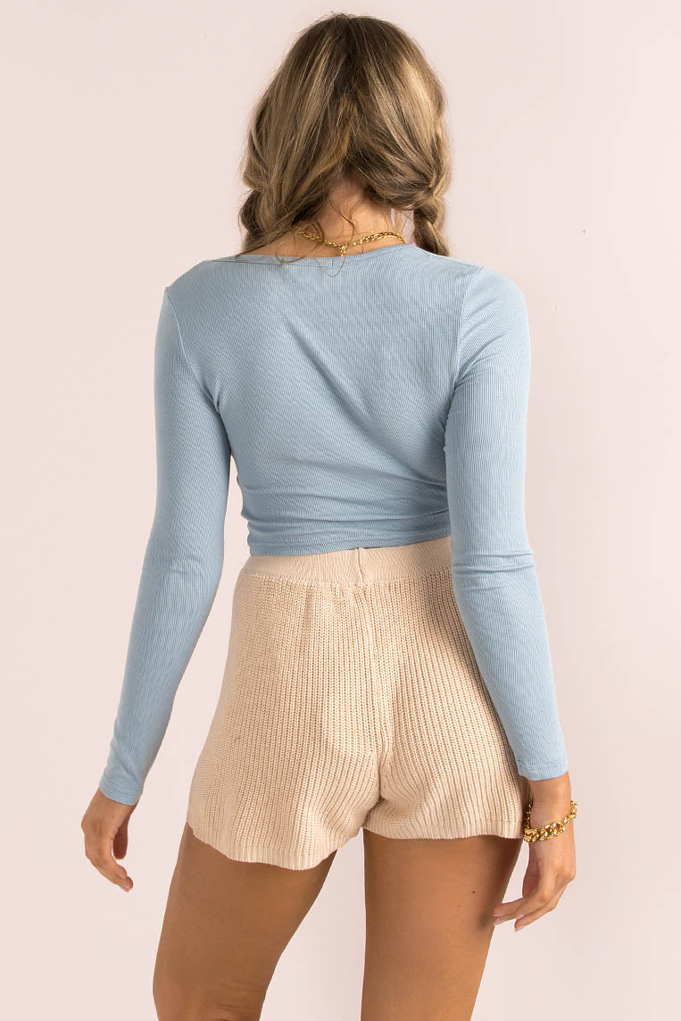 Georgia Top / Blue