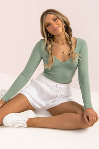 Georgia Top / Green