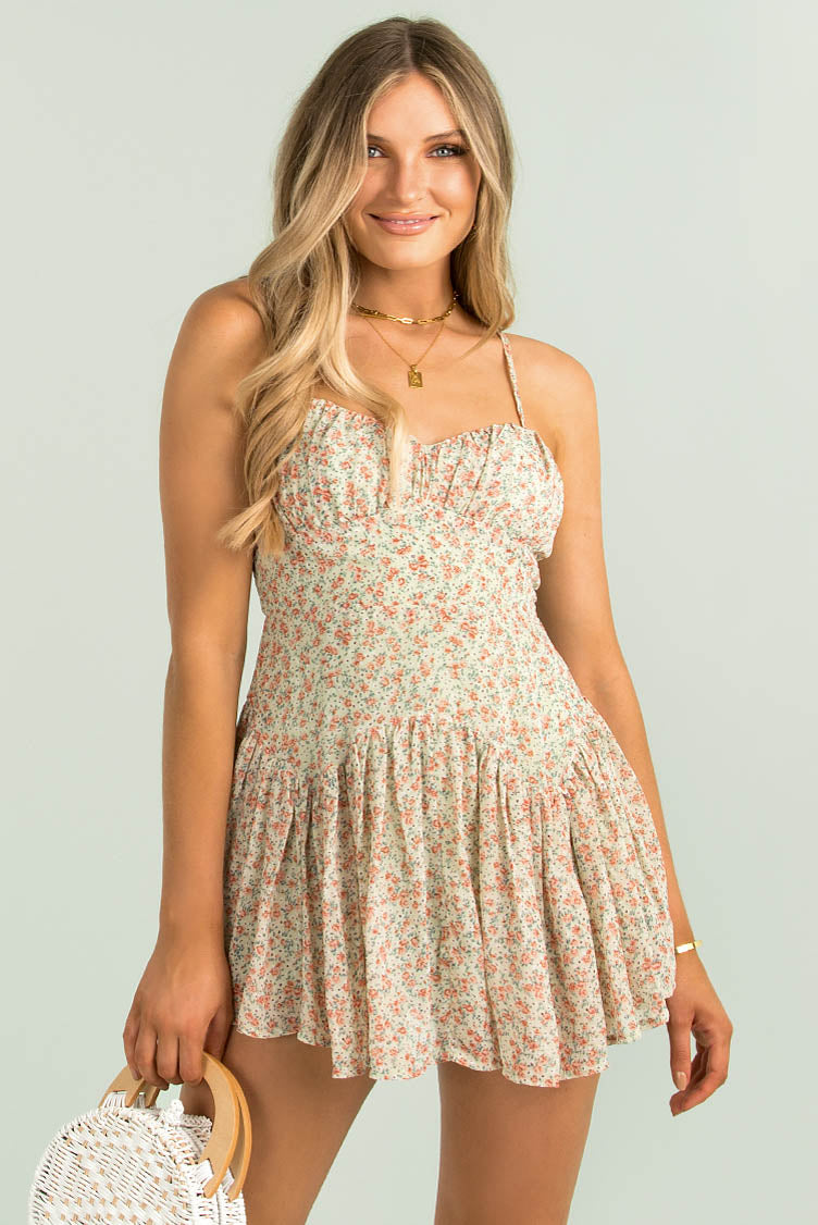 Matilda Dress / Mint