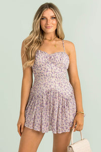 Matilda Dress / Purple