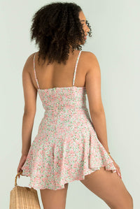 Olivia Playsuit / Floral