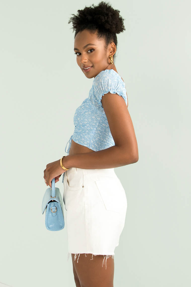Josefine Top / Blue