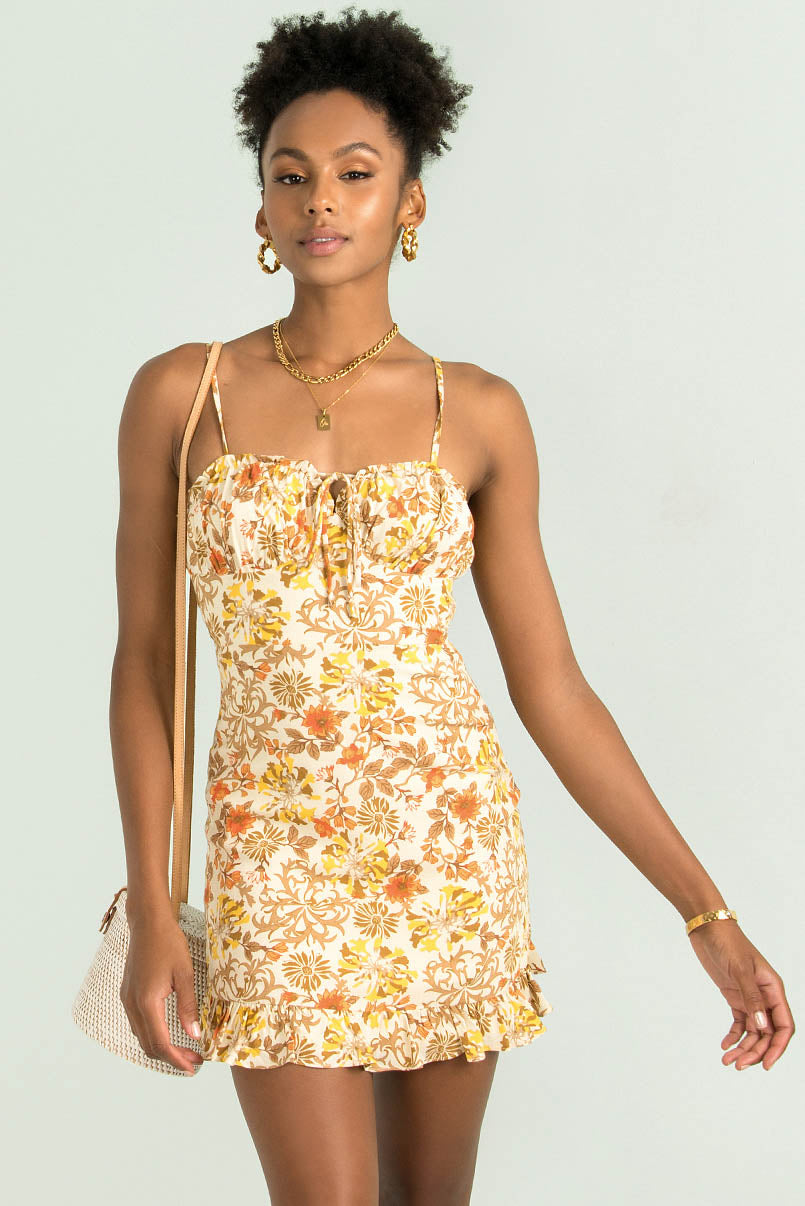 California Dress / Beige