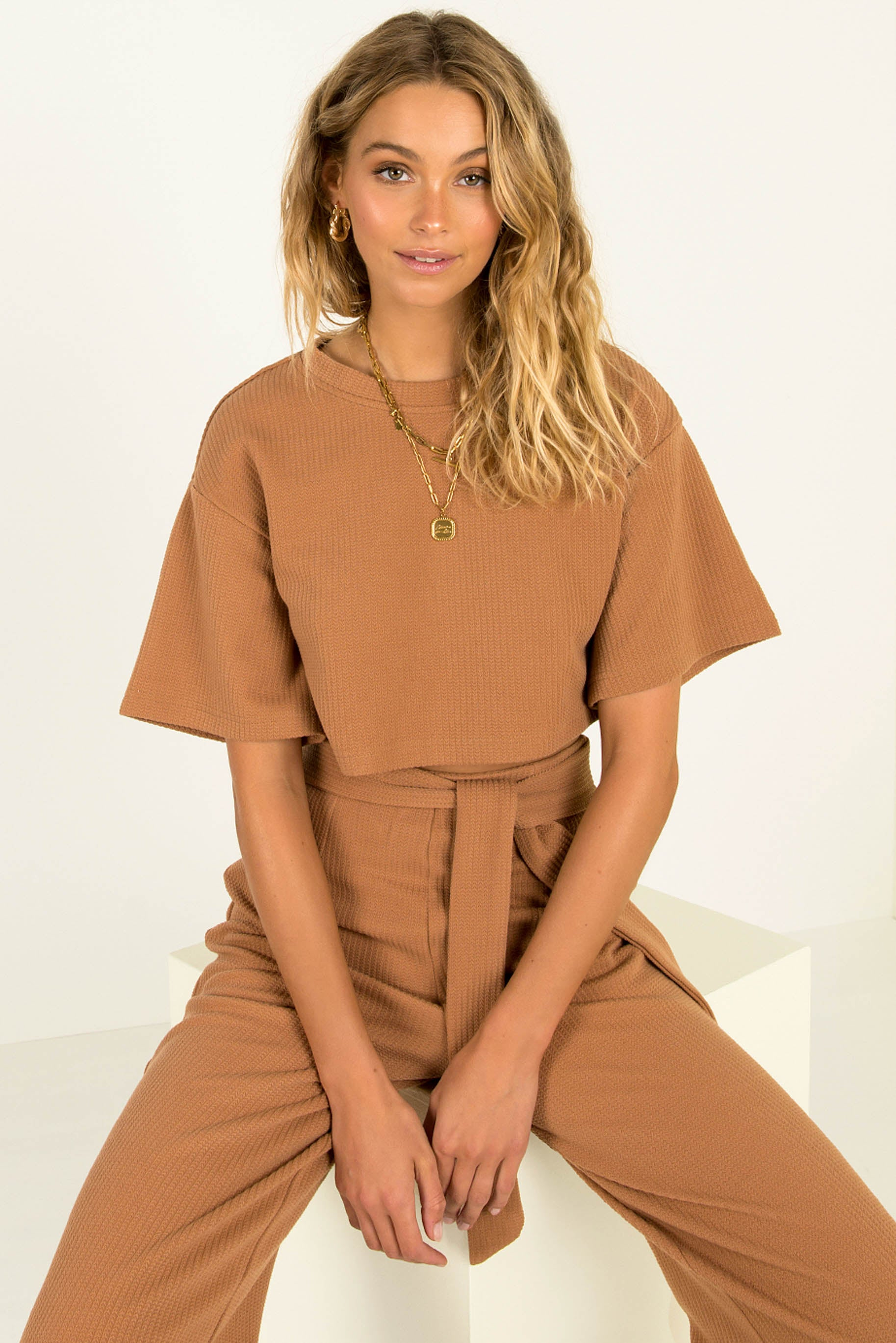 Jonah Top / Tan