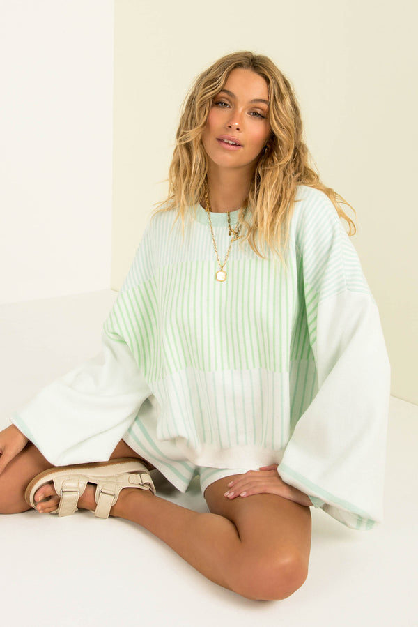 Ashton Top / Green