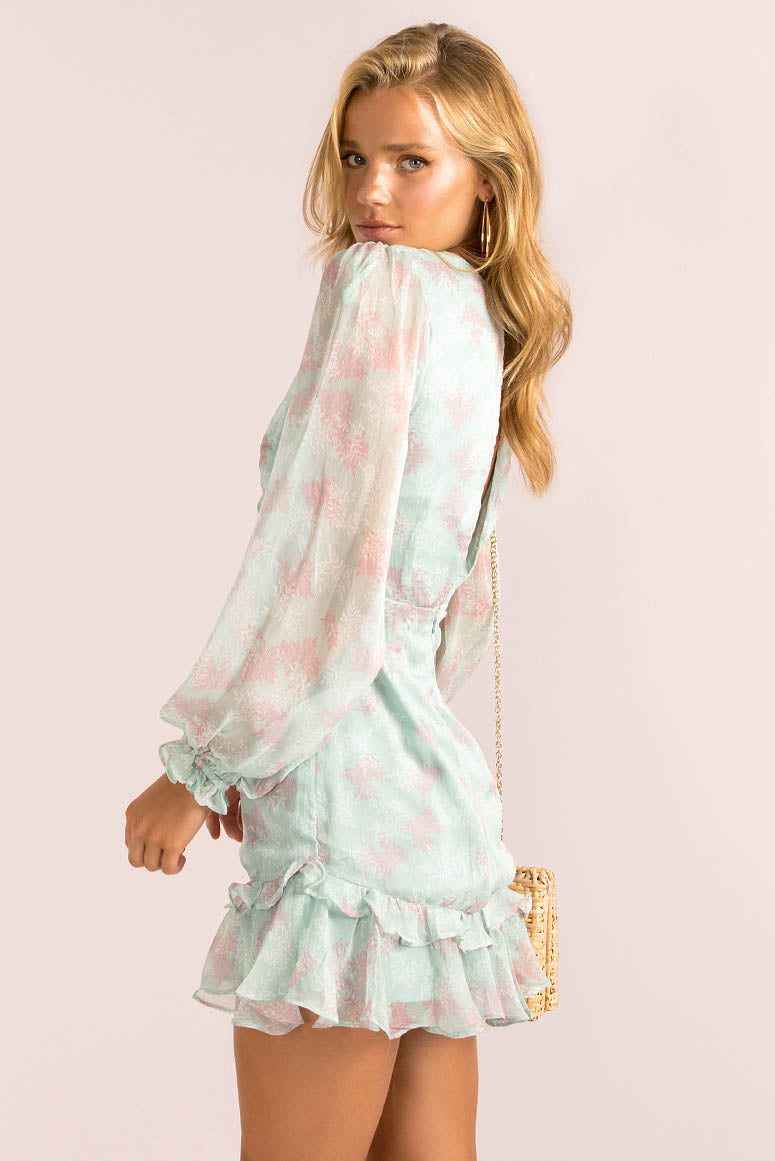 Dasha Dress / Mint