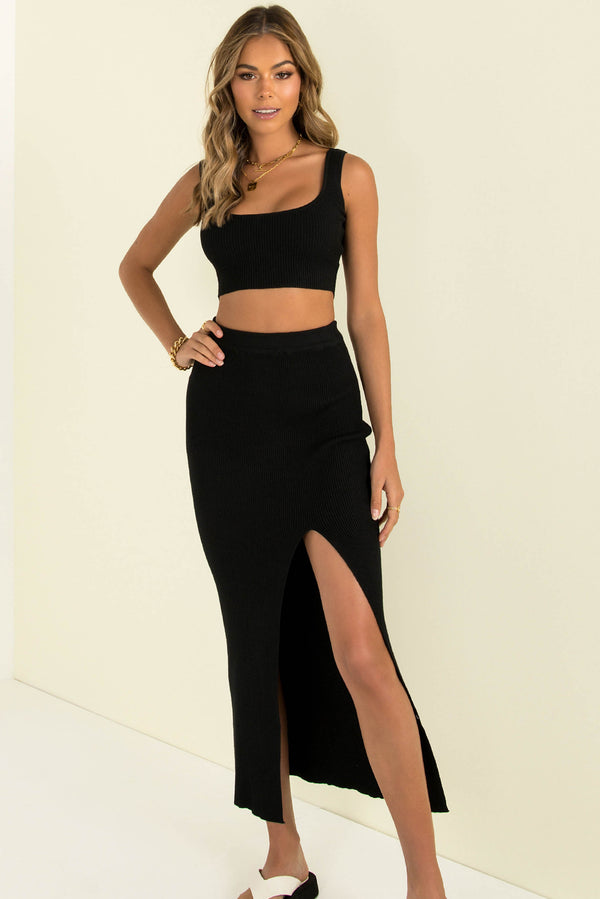 Abby Skirt / Black